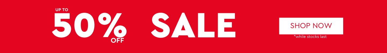Sale Shop Now